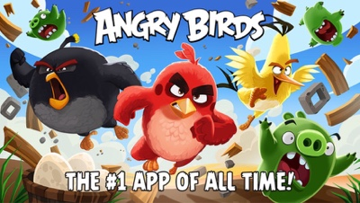 Leopaul's blog: What's your favorite Angry Birds game?