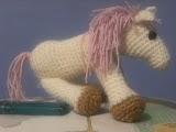 Caballo a crochet