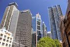 Sydney's skyscrapers / Sidnejas debesskrāpji