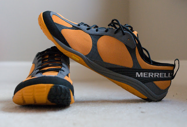 Merrell Barefoot Road Glove again