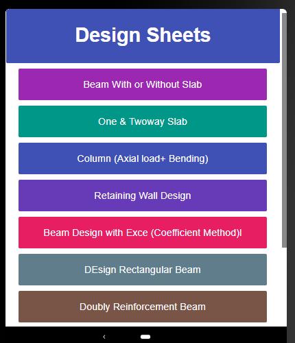 Civil Engineering Content screenshot 5