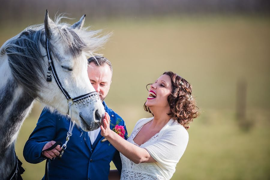 Wedding photographer Patrick Billen (Wondermooi). Photo of 13.05.2019