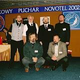 6 Fajkowy Puchar Novotel 2002