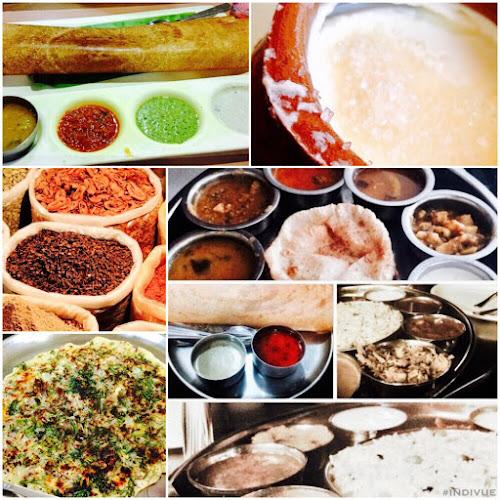 Intialaisia ruokia ja mausteita