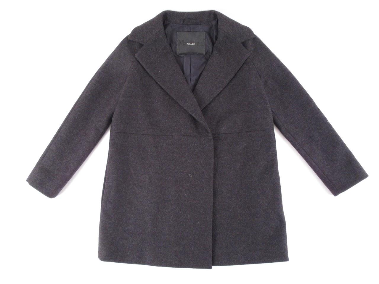 Max Mara Atelier Wool Coat