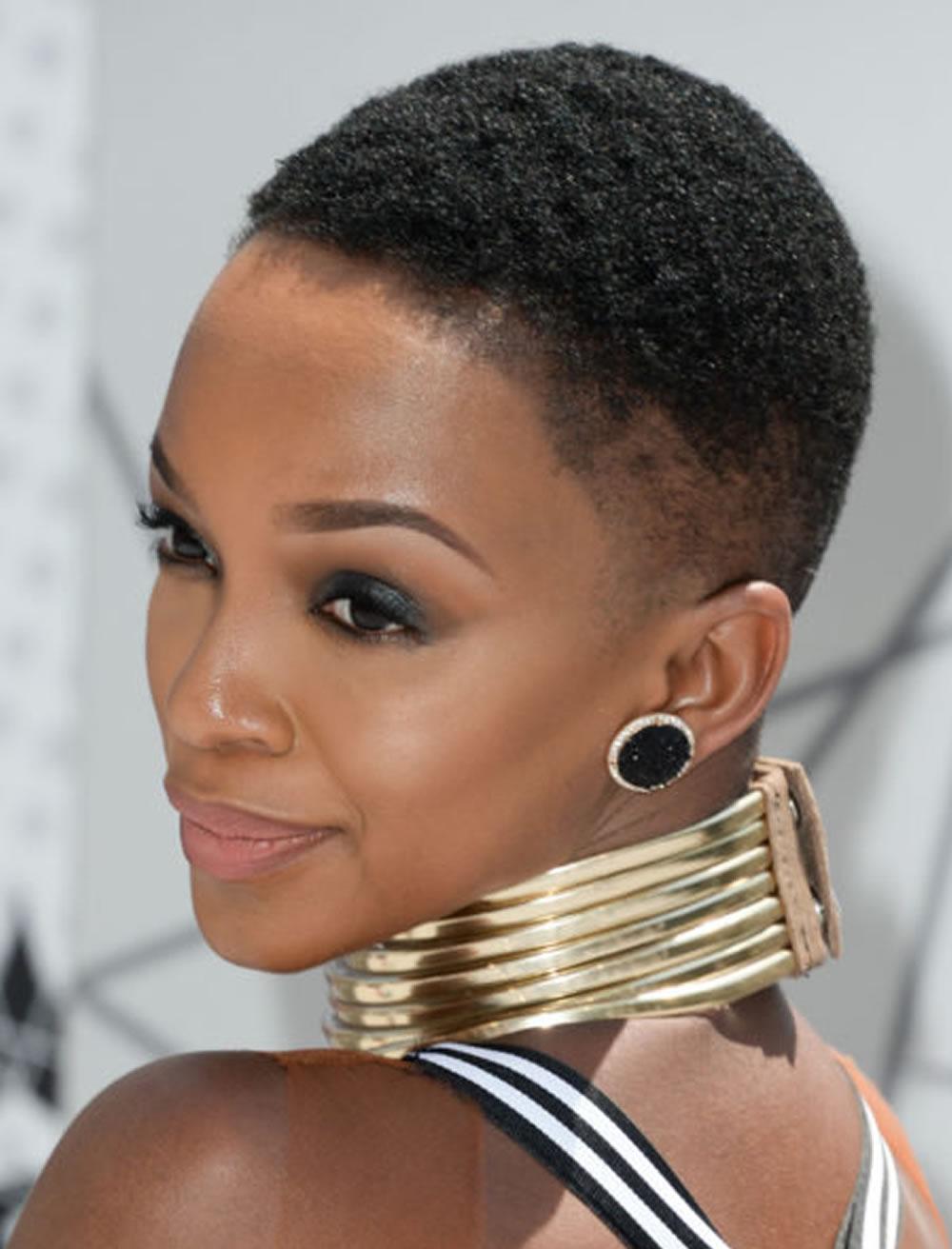 New very short pixie hairstyles 2019-black woman favorite... 4