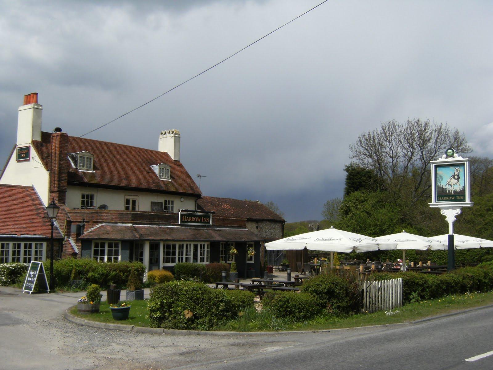 1005120051 Harrow Inn, Great Farleigh Green