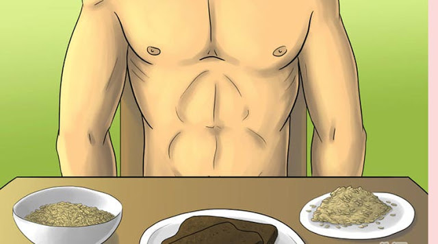 5 Top Super Foods To Eat To Build Six Pack Abs