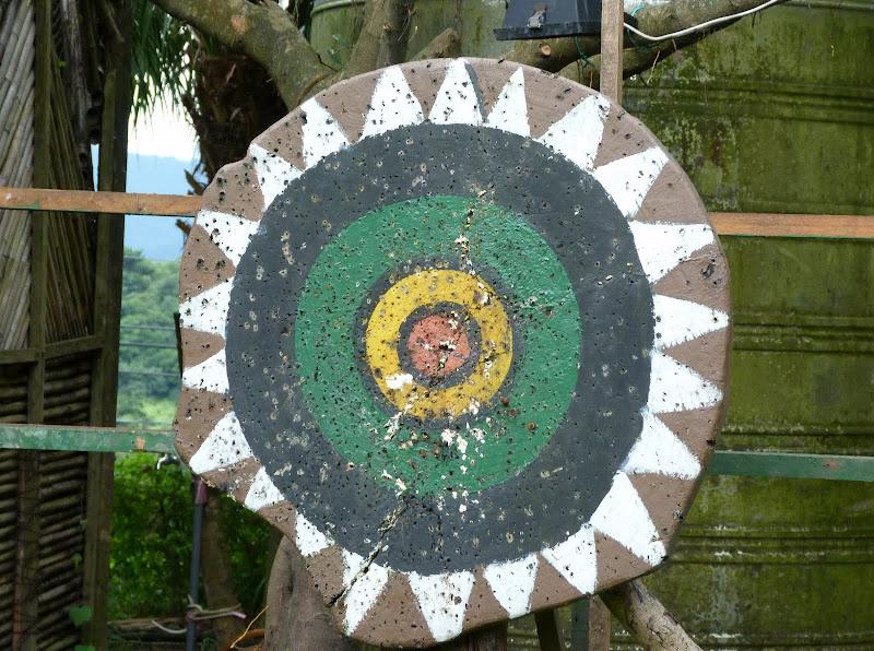 Restaurant aborigene pres de Xizhi, Musée de la céramique Yinge - P1140714.JPG