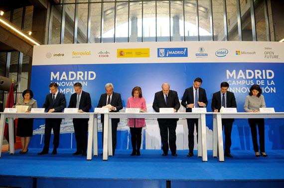 Proyecto Madrid Campus de la Innovación en la antigua Nave Boetticher