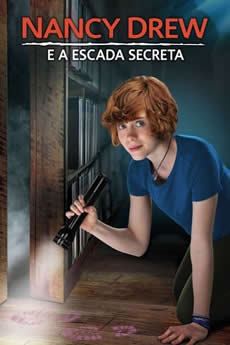 Capa Nancy Drew e a Escada Secreta Torrent
