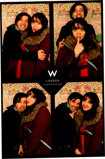 W Hotel Photobooth