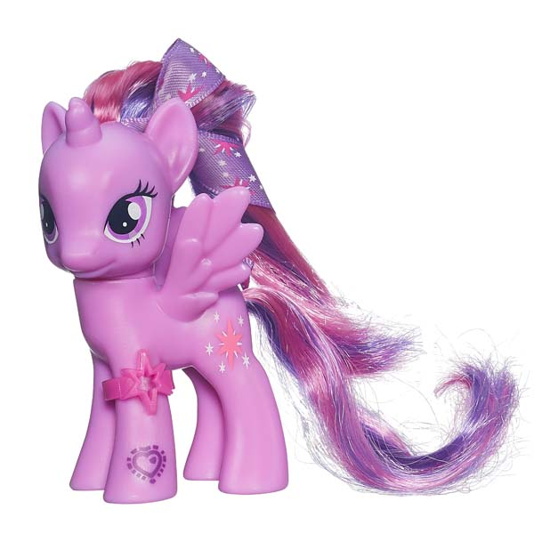 Ngựa thiên thần Pony CMM Lấp lánh và ruy băng