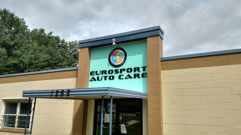 dimensional letters - eurosport autocare