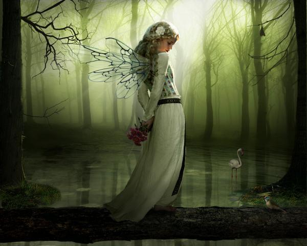 Green Fairy, Fairies Girls