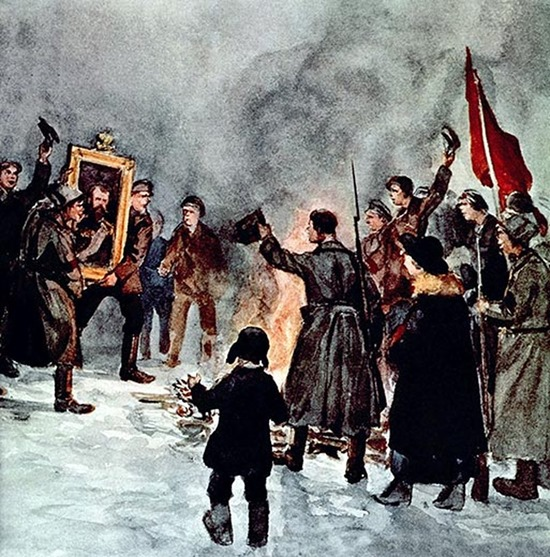 Bolshevik-troops-burn-Czar-portrait-4_jpg__1072x0_q85_upscale
