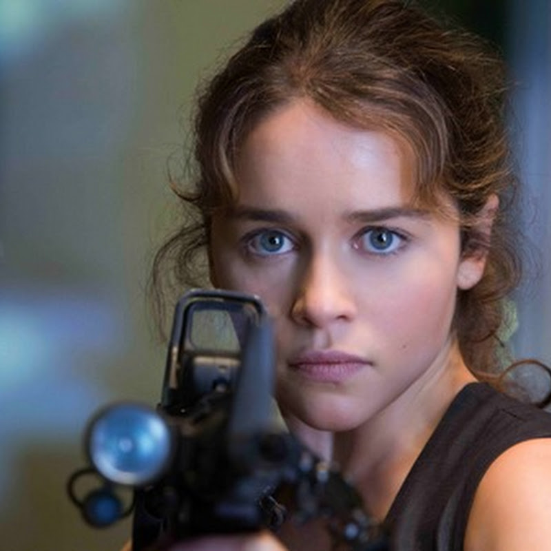 "Emilia Clarke Takes on Sarah Connor Role in ""Terminator Genisys"""