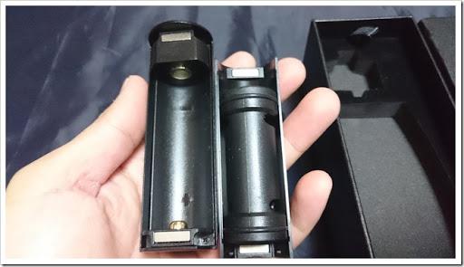 DSC 1854 thumb%25255B2%25255D - 【MOD】Wismec Presa 100W TC Box Modレビュー!18650と26650両方が使える二刀流Mod!