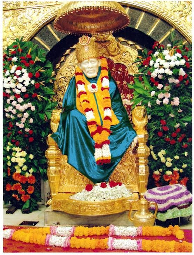 Sai Baba pertenece a la corte hindú? Shirdi_Sai_Baba_5