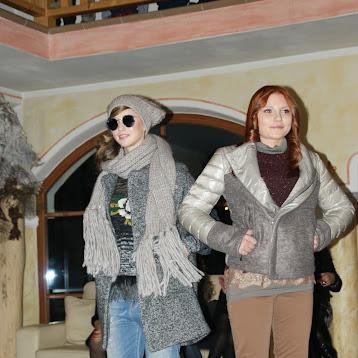 Modeschau Hotel Schneeberg 22.11.2014