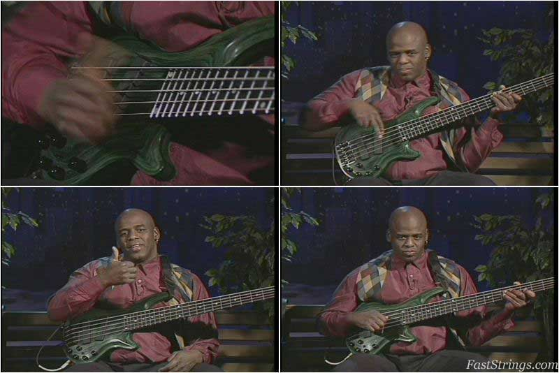 Tony Smith - Advanced Bass Grooves
