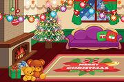غرفة عيد الميلاد