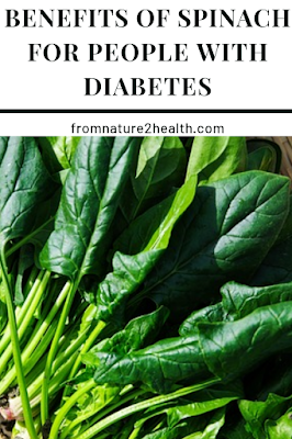 Spinach for Diabetic