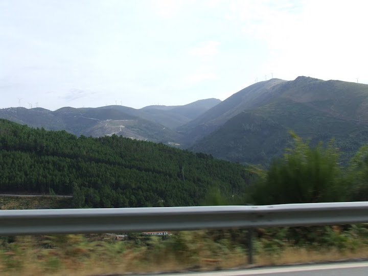 Indo nós, indo nós... até Mangualde! - 20.08.2011 DSCF2208