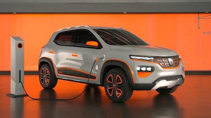 داسيا تكشف عن سبرينغ، أرخص سيارة كهربائية في السوق