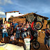 Equipe Motos Vrau de Ruy Barbosa realiza doações de alimentos arrecadados durante evento do dia 21/07