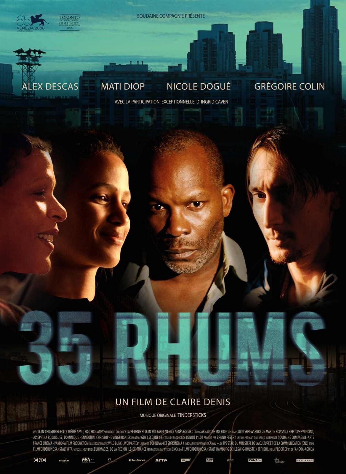 35 shots of rum essay Justwatch.