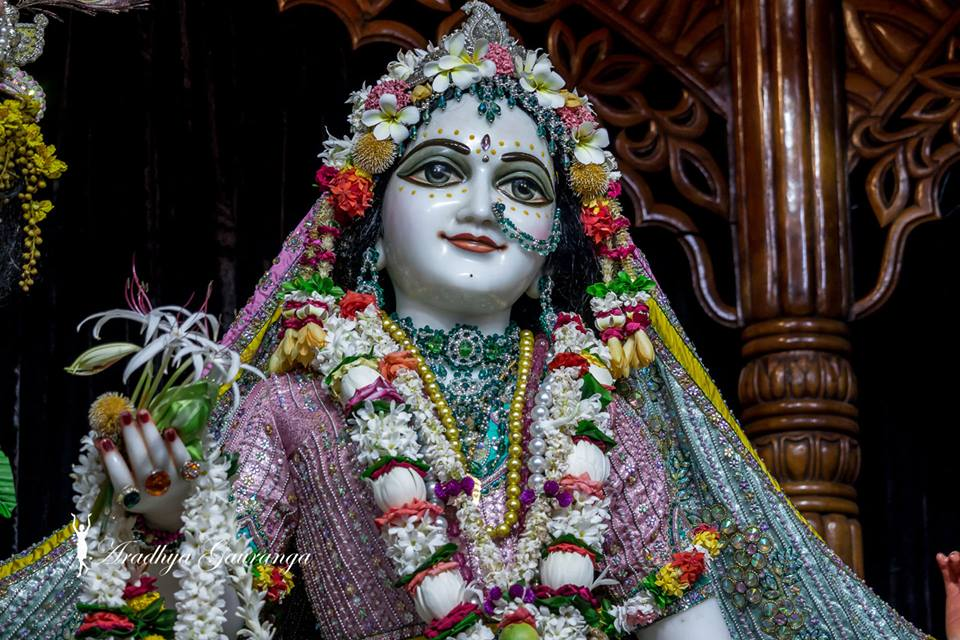 ISKCON Mayapur  Deity Darshan 22 July 2016 (12)