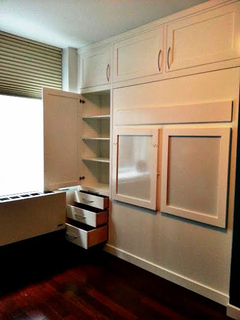 NYC custom Murphy Bed