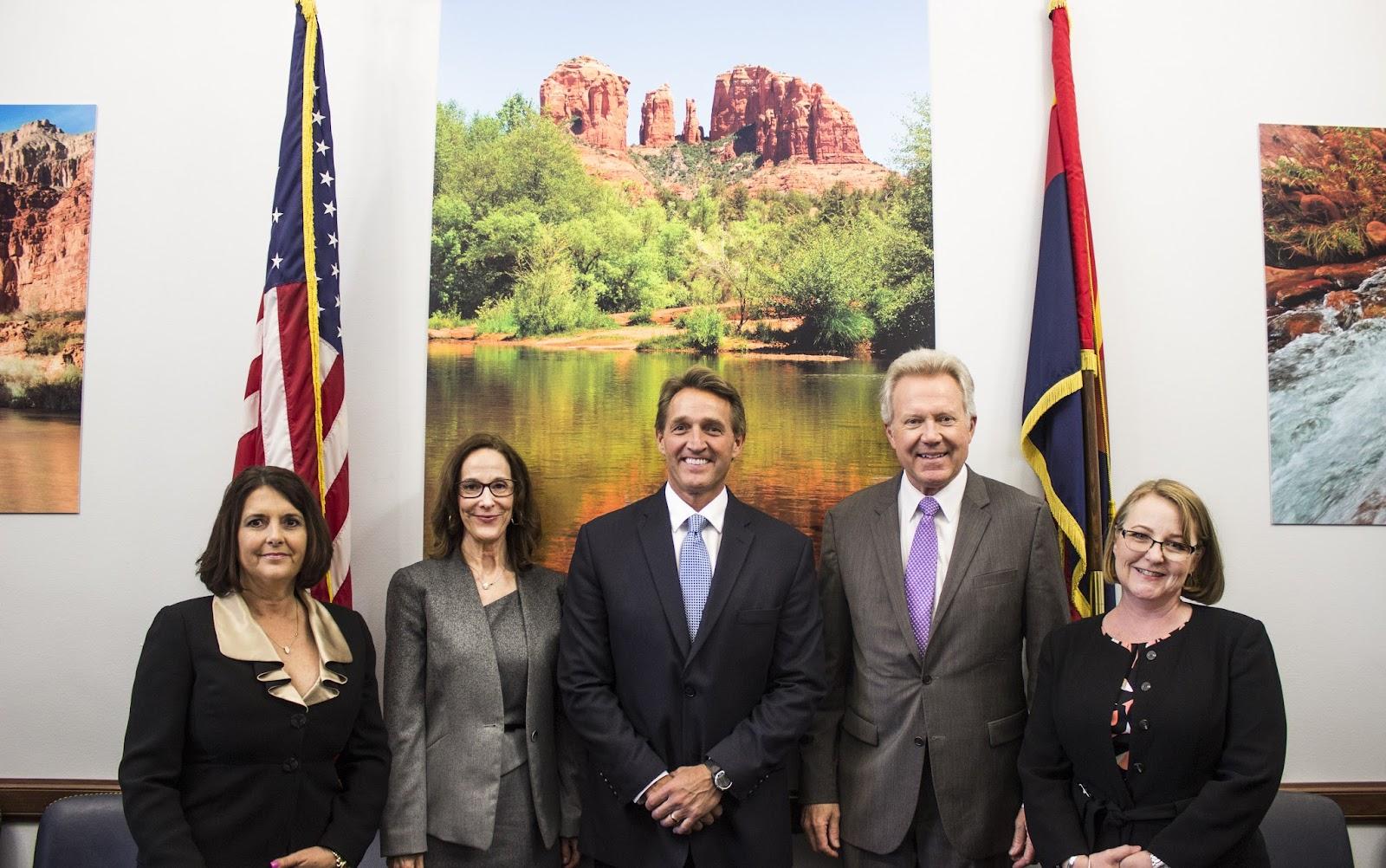 Washington DC CEO Summit 2016 - SENATOR%2BFLAKE%2BPHOTO.jpg