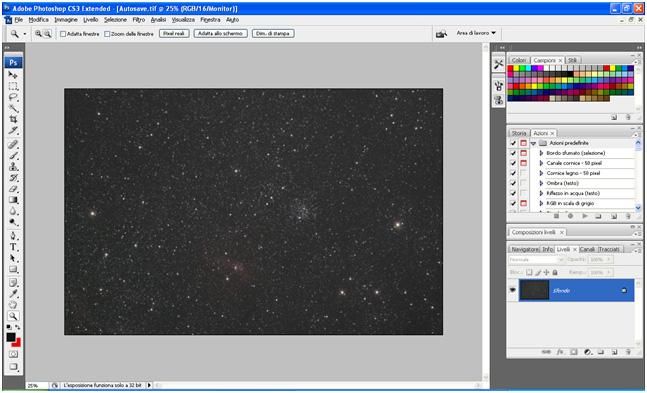 Briciole Di Cielo Elaborazione Astroimmagini Con Photoshop