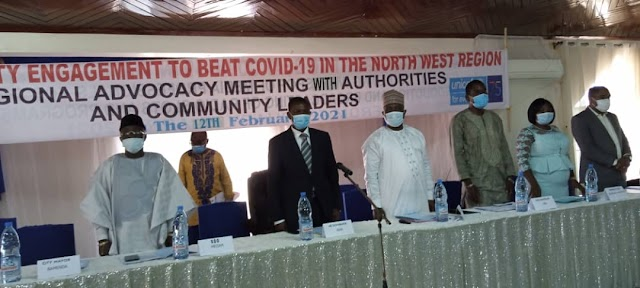 Officials strategize as COVID-19 cases surge in the North West