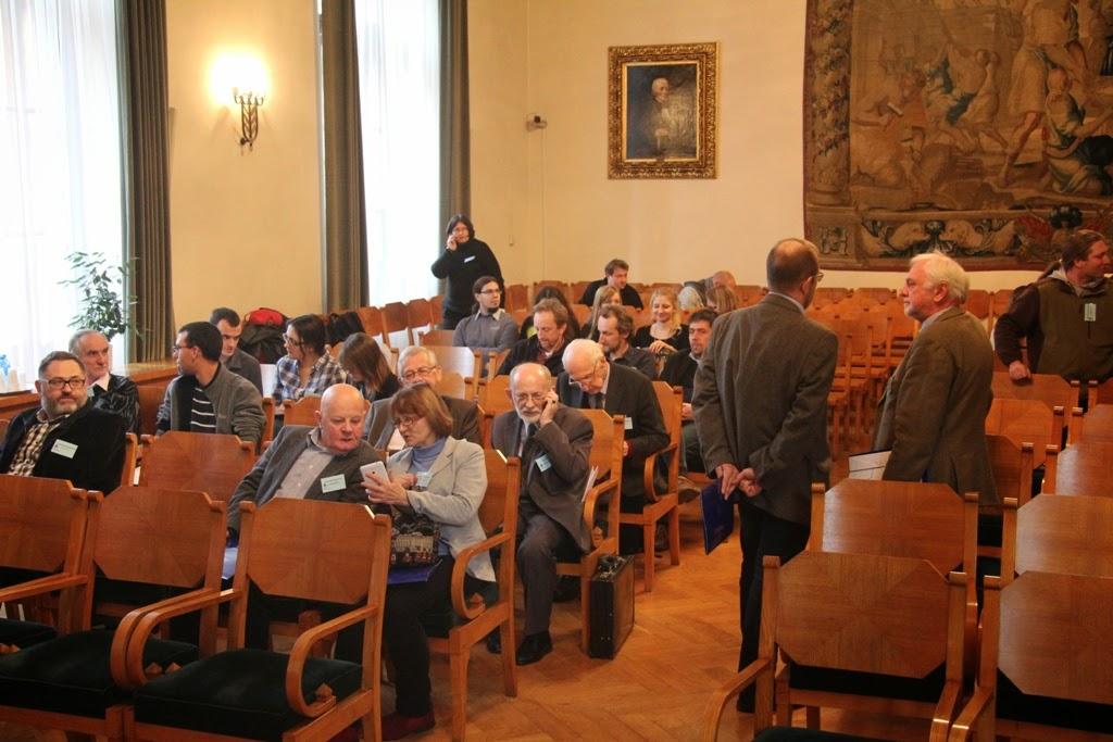 Konferencja Metody geofizyczne w archeologii polskiej (fot. J. Karmowski, K. Kiersnowski) - geof%2B%25283%2529.JPG