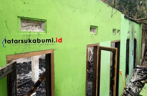 Ponpes Riyadul Mutaalimin Parungkuda Terbakar