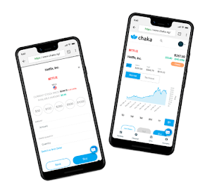 Chaka App has facilitated the participation in Stock market trading in Nigeria-Chaka App has become the go-to trading platform for Nigerians