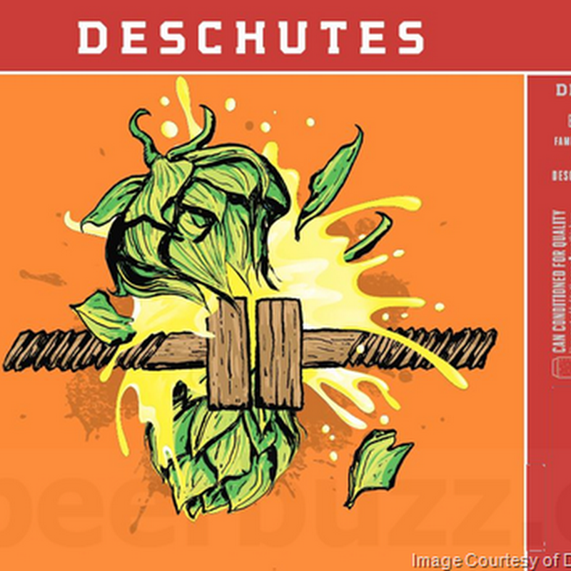 Deschutes Adding Fresh Haze IPA Cans