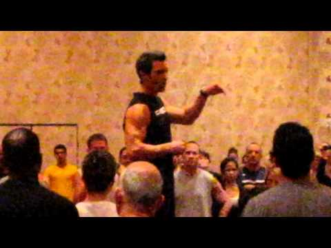 Doing P90x With Tony Horton, Tony Horton