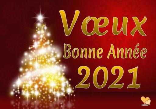 Vœux 2021 les Plus Poétisés
