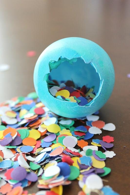 confetti egg