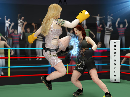Kickboxing Fighting Games: Punch Boxing Champions 1.1.4 screenshots 8