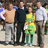 Rocío Barra es la primera niña en jugar en la liga Caupolicán