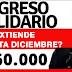¿La ayuda del Ingreso Solidario se prolongará hasta diciembre?