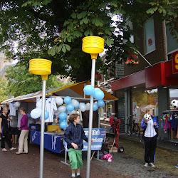Kraam najaarsmarkt   10-9-2011