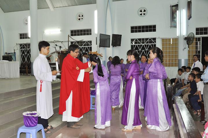 Giáo xứ Cầu Bảo trong những ngày Tam Nhật Thánh.