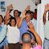 Alexis Jiménez y Rafael Vásquez reciben respaldo de dirigentes del PRM en Los Mameyes y barrios periféricos