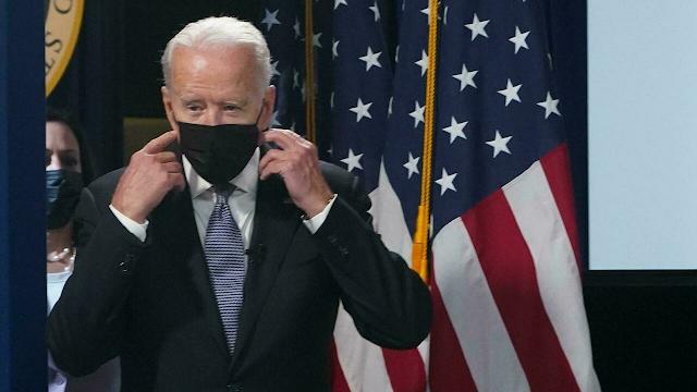 """Biden afirma que """"con toda probabilidad"""" habrá nuevas restricciones en EEUU por covid"""